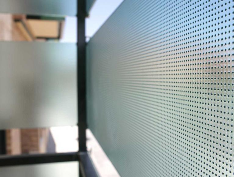 Saint-Gobain Patterned Glass